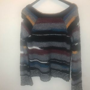 Free People Sweaters - Free People Montmartre chunky striped sweater
